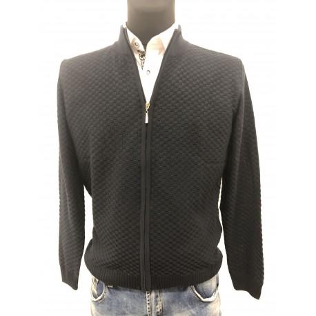 Sweter rozpinany Louis - bawełna 100%